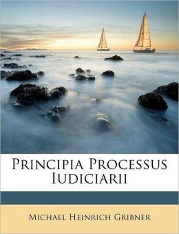 Principia Processus Iudiciarii