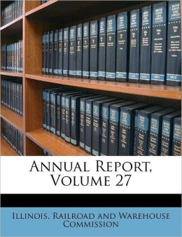 Annual Report, Volume 27