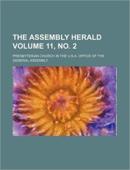The Assembly Herald Volume 11, No. 2
