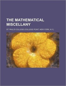 The Mathematical Miscellany
