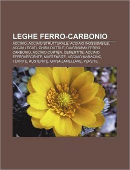 Leghe Ferro-Carbonio: Acciaio, Acciaio Strutturale, Acciaio Inossidabile, Acciai Legati, Ghisa Duttile, Diagramma Ferro-Carbonio