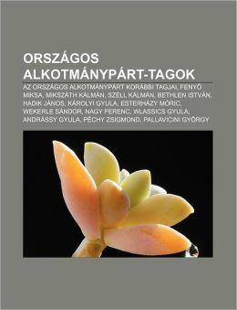 Az Orsz&aacutegos Nemzeti Szovets g: T&aacutersadalmi, Munk&aacutesugyi s Nemzetis gi Feladataink Mihaly Herczegh
