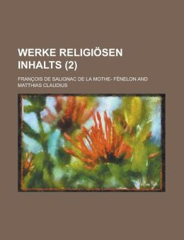 Werke Religiosen Inhalts (2)
