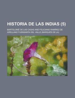 Historia de Las Indias (5)