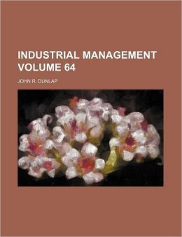 Industrial Management Volume 64