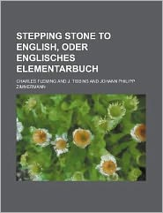 Stepping Stone to English, Oder Englisches Elementarbuch