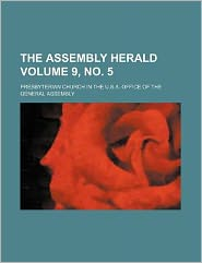 The Assembly Herald Volume 9, No. 5