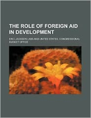 The role of foreign aid in development
