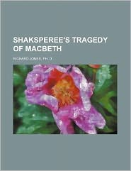 SHAKSPEREE'S TRAGEDY OF MACBETH