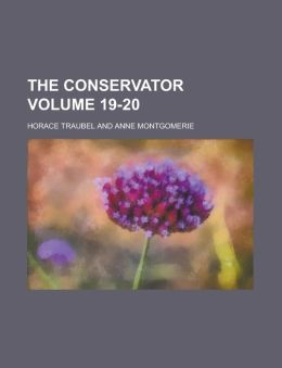 The conservator Volume 19-20