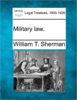 Military Law.