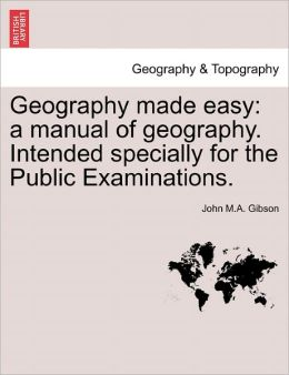 Geography Made Easy