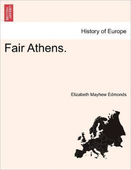 Fair Athens.