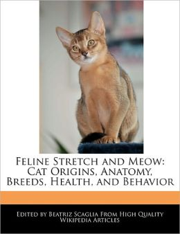 Feline Stretch and Meow: Cat Origins, Anatomy, Breeds, Health, and Behavior