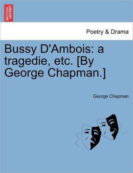 Bussy D'Ambois