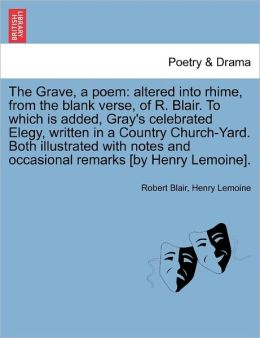 The Grave, A Poem
