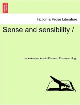 Sense And Sensibility /