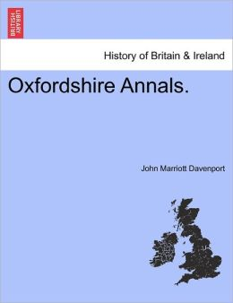 Oxfordshire Annals.