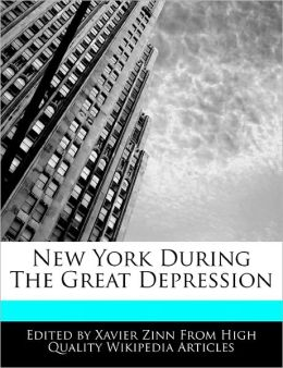 New York During The Great Depression