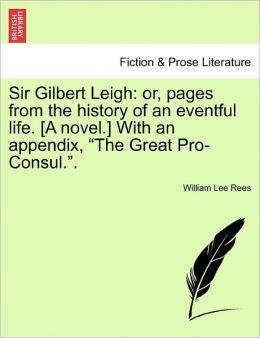 Sir Gilbert Leigh