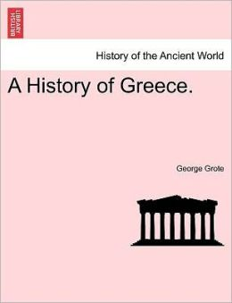 A History Of Greece.