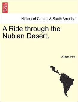 A Ride Through The Nubian Desert.