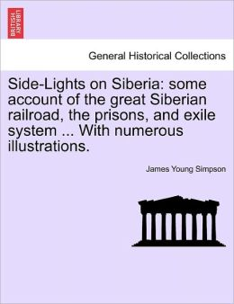 Side-Lights On Siberia