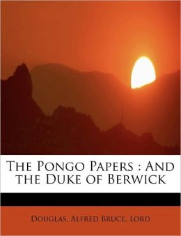 The Pongo Papers