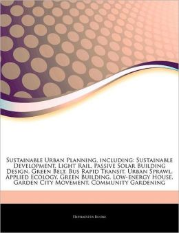 Sustainable Urban Planning, including: Sustainable Development ...