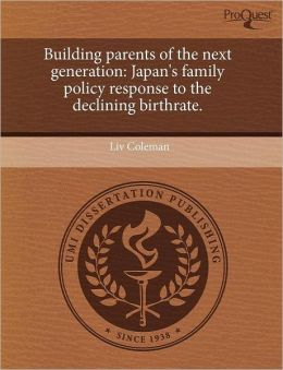 Building Parents Of The Next Generation