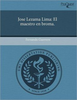 Jose Lezama Lima