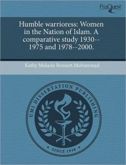 Humble Warrioress