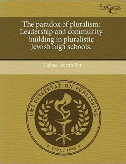 The Paradox Of Pluralism