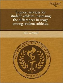 Support Services For Student-Athletes