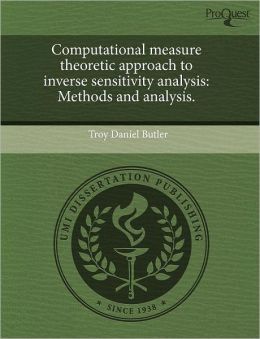 Computational Measure Theoretic Approach To Inverse Sensitivity Analysis