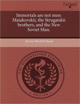 Immortals Are Not Men