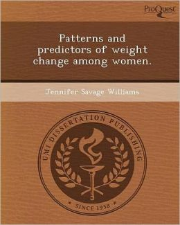 Patterns and predictors of weight change among women.