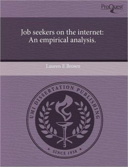 Job Seekers On The Internet