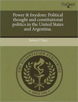 Power & Freedom