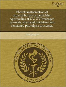 Phototransformation Of Organophosporus Pesticides