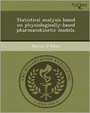 Statistical analysis based on physiologically-based pharmacokinetic models.