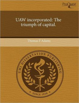 Uaw Incorporated