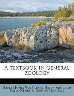 A textbook in general zoology