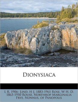 Dionysiaca