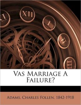 Vas Marriage A Failure?