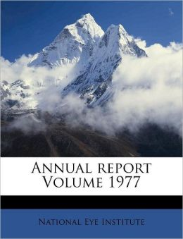 Annual report Volume 1977
