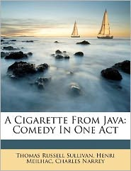 A Cigarette From Java: Comedy In One Act