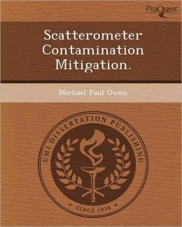 Scatterometer Contamination Mitigation.