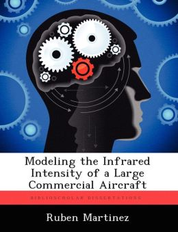 Modeling the Infrared Intensity of a Large Commercial Aircraft