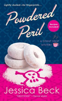 Powdered Peril (Donut Shop Mystery Series #8)